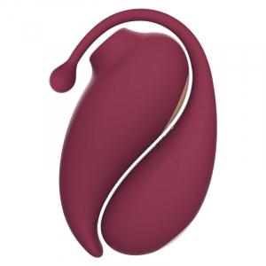 Adrien Lastic vibračné vajíčko a stimulátor na klitoris