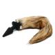 RIMBA análny vibračný kolík s chvostom
