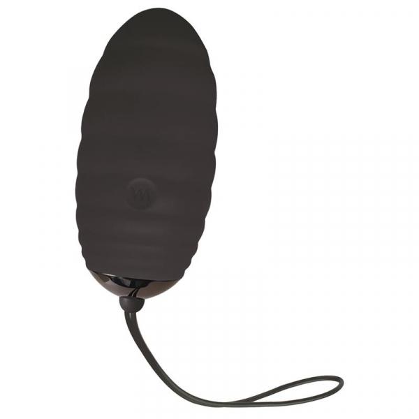 Adrien lastic vibračné vajíčko s mini ovládačom