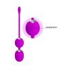 Pretty Love vibračné venušine guličky 20.5cm