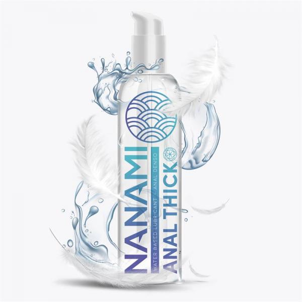 NANAMI vodný análny lubrikant 150ml